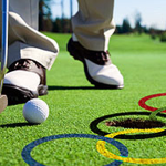RVing and Enjoying Golf at The Olympics
