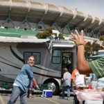 Plan a Weekend of RVing, Tailgating, and Golf