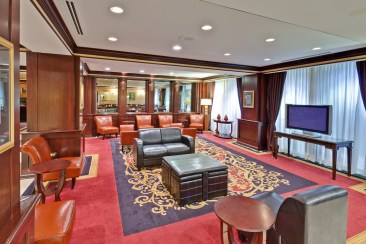 Lobby Holiday Inn Chicago