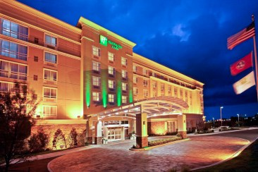 Exterior Holiday Inn Memphis