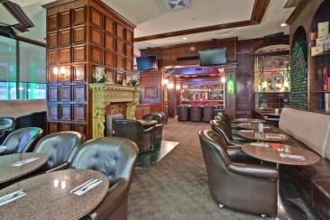 Lounge Bar Holiday Inn Montreal