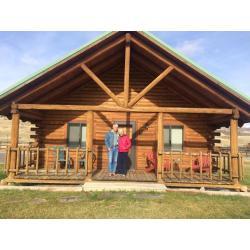 Small Crop Of Yellowstone Log Homes