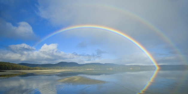 Two People Never See The Same Rainbow  And 6 More Amazing Facts     Two People Never See The Same Rainbow  And 6 More Amazing Facts About The  Optical Phenomenon   HuffPost