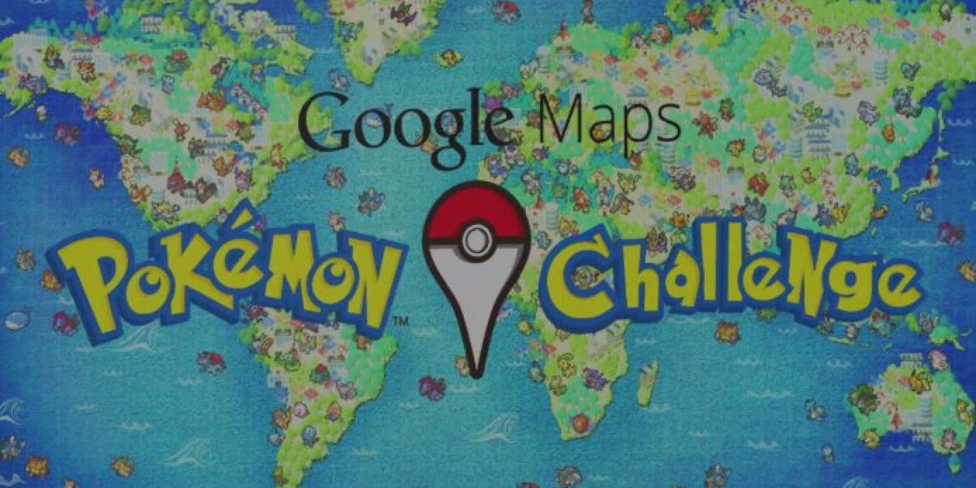 Google Maps Is Taken Over By Pok    mon In April Fools  Prank   HuffPost