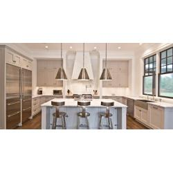 Small Crop Of Cream Kitchen Cabinets