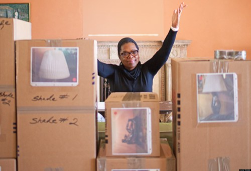 Medium Of Oprah Winfrey House