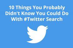 10 Things You Probab