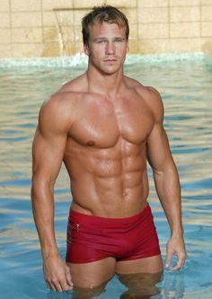 nude swimming pool
