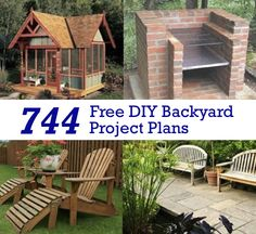 plans for wooden porch furniture