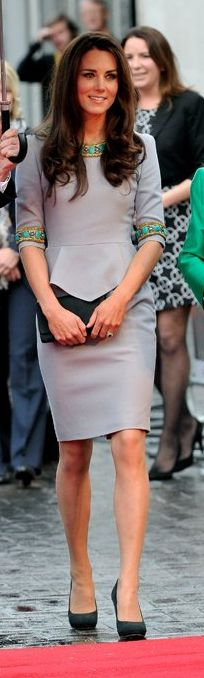 Kate Middleton: Dres