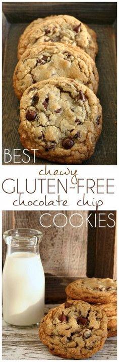 Best Chewy Gluten-Fr