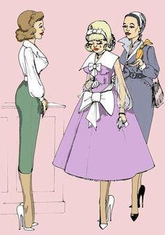 petticoat punishment curlers