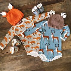 Baby boy onsies with