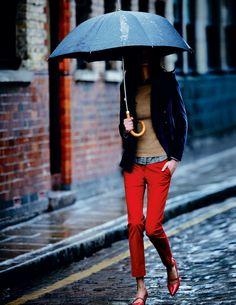 Bistro Crop Trouser