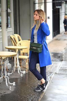 H & M Trend coat, Za