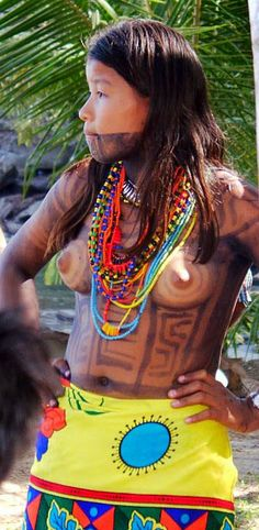 choco tribe girl