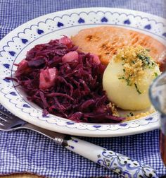 German Red Cabbage w
