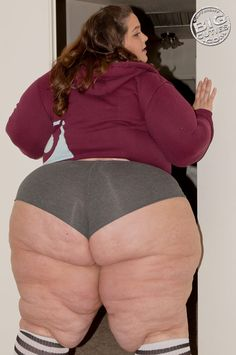 bbw big butt asshley shorts