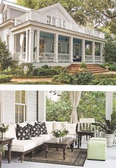 """One of my all time favorite homes..from Paula Deen's book """"Savannah Style"""""""
