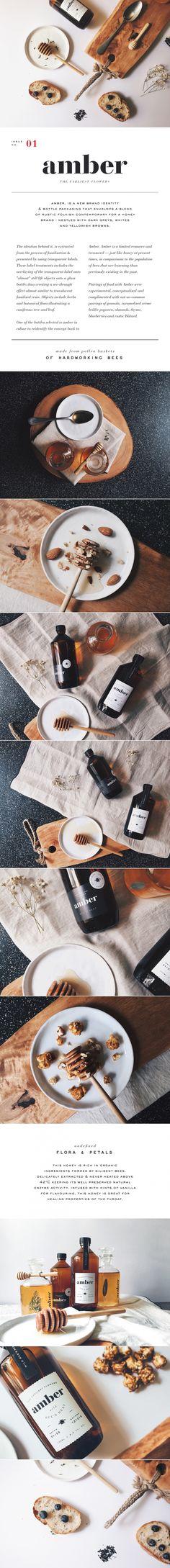 Amber design & brand