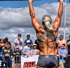 Brooke Ence CrossFit