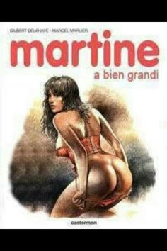 martine sex comics