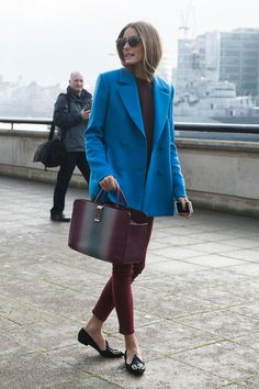 Olivia Palermo just