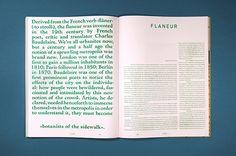 Flaneur   editorial