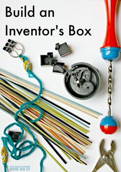 BUILD AN INVENTOR'S