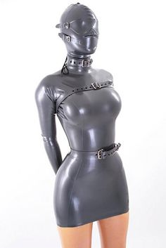 rubber catsuits