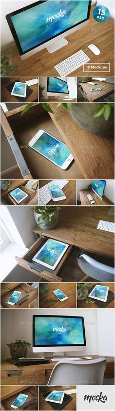 15 Desktop, Tablet &