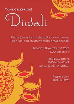 Invitation for diwali invitationswedd diwali invitation cards 2017 party sample stopboris Image collections