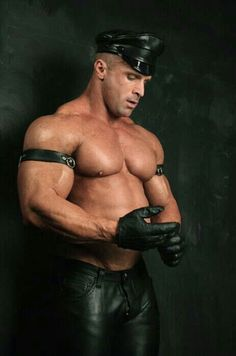 gay leather cowboys tumblr