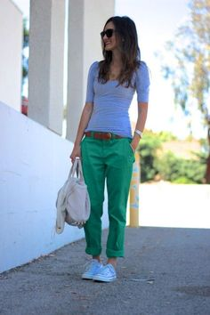Street Style Flats t