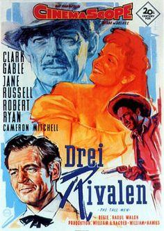 Poster do filme Clark Gable: Tall, Dark and Handsome