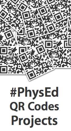 #PhysEd QR Codes Pro