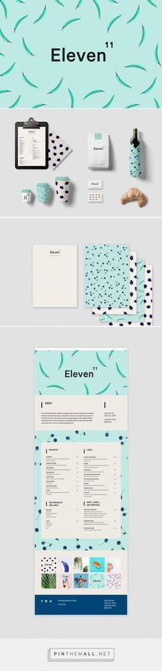 Eleven11 Branding by