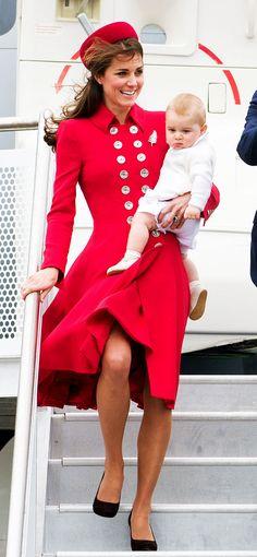 Kate Middleton rocks
