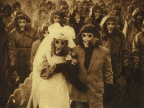 Due to high sulfur levels, inhabitants of the Izu Islands had to wear gas masks