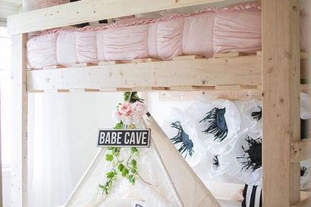 loft, caves and pink black on pinterest