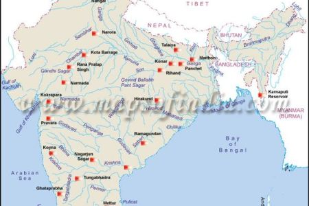 india, maps and in india on pinterest