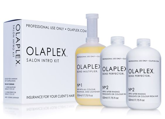 What is Olaplex? Olaplex is a hair treatment that's getting heaps of buzz for bleach damaged hair. Here's the science behind how it repairs disulfide bonds.:
