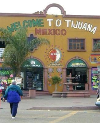 Tijuna, el paso hacia los Estados Unidos, desde el noroeste mexicano. Una ciudad  con mucha cultura para conocer.: