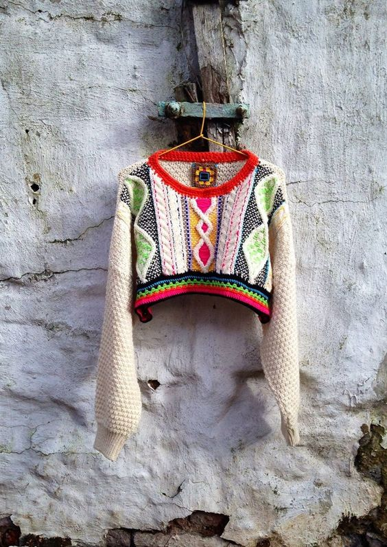 Style - Clothes (sweater):