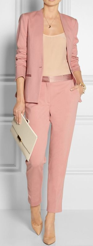 Malene Birger* perfect with our color rose macarons: