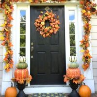 Ready for Fall: Front Porch