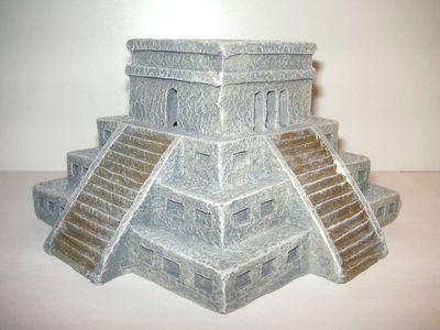 ancient?maya?lost?temple?pyramid?aquarium?ornament