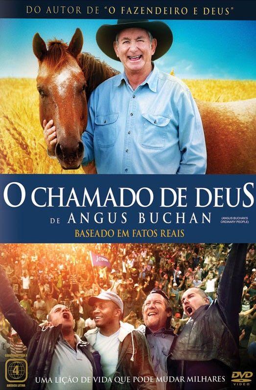 Poster do filme O Chamado de Deus de Angus Buchan