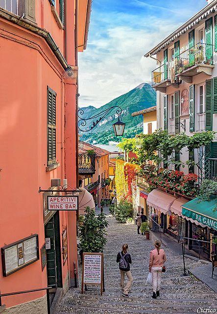 Bellagio, Lake Como, Italy: