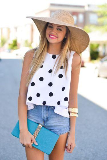 Moda 2015. Moda primavera verano 2015. Moda urbana, casual y femenina #boho #summer #chic #style #outfit:
